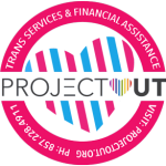 project out button